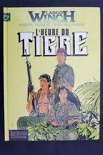 FRANCQ Largo Wynch 8 EO L'heure du tigre