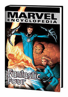 Marvel Encyclopedia Vol 6: Fantastic Four (2004) Brand New Hardcover Book