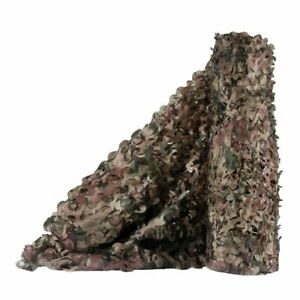 3D Camo Netting Blinds Great for Sunshade Camping Hunting Party Decoration