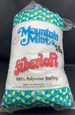 Fiberloft Polyester Stuffing 16oz No. 300 Opened Bag (20-104)