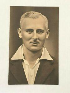 1936 PHOTOGRAVURE CRICKET POSTCARD HEADLEY VERITY YORKSHIRE POST CARD MAKE OFFER