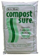 Compost Sure Green Bag Improves Composting Toilet Performance Sun-Mar 30 liters