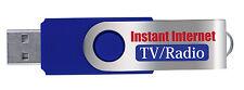 Internet TV Radio USB Stick Instant Media Computer Streaming NEW