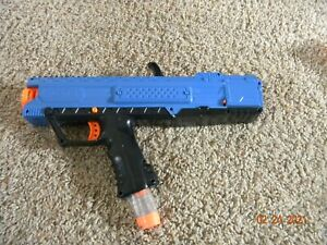 Nerf Rival  XV-700 (blue)(Fully Working) W/ Mag ammo
