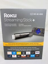 Roku Streaming Stick+ Media Streamer with Remote 3810 CA
