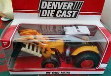 norfolk southern denver diecast 1/50 const tractor w/pallet forks