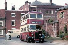Colchester Corporation 3 OHK431 Bus Photo Ref P292
