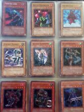Yugioh Complete Dark Crisis Set 105 Cards Complet Mixed Edition