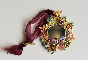 Vintage Kirk's Folly Gazing Globe Ornament/Charmer