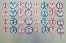 32 DOC MC STUFFINS  Personalized cupcake toppers birthday party