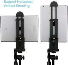 Ulanzi iPad Tablet Tripod Mount Adapter Flexible Adjustable Clamp Tablet Holder