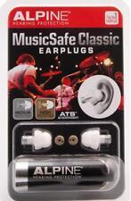 Alpine MusicSafe Classic- Pro hearing protectors w/ dual filters- NEW!