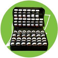 Schüßler Salz Set Tabletten 1 bis 27 in Ledertasche PZN 08008811