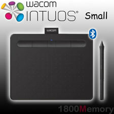 Wacom Intuos Creative Pen Tablet with Bluetooth Wireless Small Black CTL-4100WL