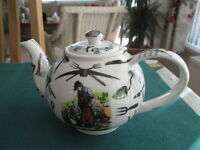 CARDEW GOD BLESS THE GARDENER SMALL TEAPOT BY CARDEW