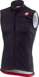 Castelli Men's Thermal Pro Vest Black Large