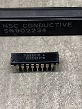 NEW! *LOT OF 18pcs* NSC 74AC521PC (20 Pin) Integrated Circuits **WARRANTY**