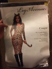 Cougar Sexy Adult Halloween Costume - Leg Avenue 83666
