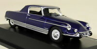 Atlas 1/43 Scale - Citroen DS Dandy Metallic Blue Diecast Model Car