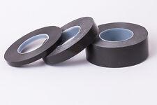 Black Double Sided Sticky Tape 19mm Rolls