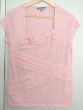 SUZANNE GRAE M LADIES TOP PRE-OWNED