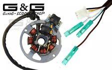 Zündung Lichtmaschine Stator 6-Kabel Baotian CPI Aragon Hussar Oliver Popcorn 50