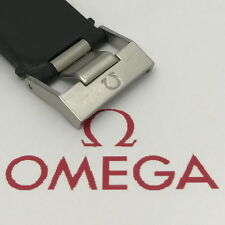 ORIGINALE Omega PloProf Dornschliesse acciaio 20 mm - 1970er anni