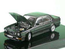 VERY RARE BMW M 535i (E28) 1985 METALLIC DIAMOND BLACK 1:43 AUTOART 55162