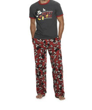 *NWT* Men's Disney's Mickey Mouse Tee & Sleep Pants Set ~ L