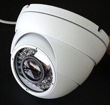 HD-CVI 1080p 2.4MP Motorized Zoom Auto Focus 2.8-12 VF Dome Camera Sony CMOS