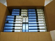 NEW Lot of 20 SEALED BLANK SONY BETAMAX L-750 VIDEO CASSETTE TAPES