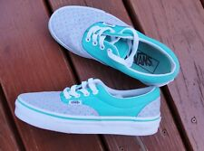 Mint VANS Off The Wall Skate CLASSIC Sneakers UNISEX Men Women Shoes OLD SKOOL