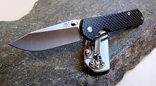 Messer Sanrenmu 710 Exclusive Carbon G10 8Cr13MoV Stahl Exklusiv Framelock 7010