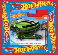 Hot Wheels 2020   2013 CHEVY CAMARO SPECIAL EDITION  TREASURE HUNT  143/250