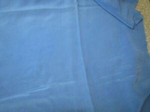 "Material/Fabric 1.75 yds x 41"" Blue Microfiber?"