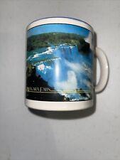 Niagara Falls coffee mug Made In Korea