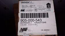 "NIB AAF AstroCel I 8""X 8""X 5-7/8"" HEPA Filter 905-000-543"