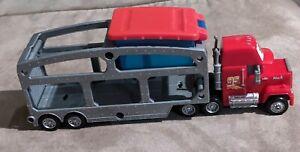 Disney Pixar Cars Mack Dip & Dunk Trailer 1 tank