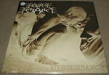 Hour of Penance-Trouble - 2012 LP-LIMITED Clear Transparent Vinyl-NEW