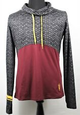 Arizona State Womens XL Pullover Colosseum Own The Stands Long Sleeve Pullover