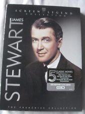 James Stewart Screen Legend Collection DVD