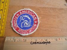 American Fishing Association Vintage patch