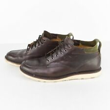 Timberland Abington Leather Field Chukka Boot 42517 6792 Mens Size 11.5 Brown