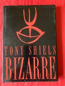 Tony 'Doc' Shiels BIZARRE Weird Bizarre Magick Mentalism Storytelling