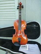 Scherl & Roth Violin 4/4 R300E4 with Case & bow