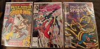 Spectacular Spider-Man Comic Book Lot #2