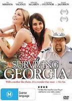Surviving Georgia - DVD Australia Movie - Pia Miranda Holly Valance RARE OOP