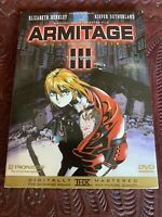ARMITAGE III THE THIRD POLY-MATRIX RESURFACED DVD 1997 JAPANESE ANIME