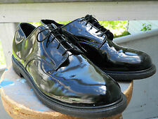 1990's Unknown Brand Uniform Shoes / Us Men's: 12 M / Made in Usa / Gently Used