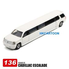 New Japan Takara Tomy Long Tomica 136-2 Cadillac Escalade Diecast Car 460251